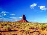 Shipwreck Rock, Monument Valley - 196599072