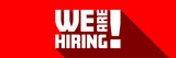 We are hiring ! - 196613602