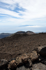Wulkan Teide, Teneryfa