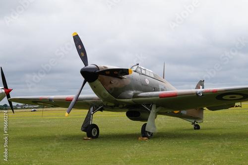 Fototapeta Duxford Flying Legnds Airshow