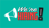 We are hiring ! - 196669643