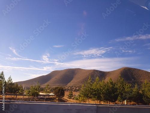 Foto op Canvas Cappuccino paisaje