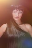 Beautiful Woman Spa Model. - 196685077