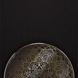 Decorative mandala background - 196689288
