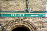 Schild 299 - Freiheit - 196727048