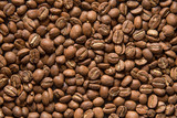 Coffee beans. Texture - 196752817