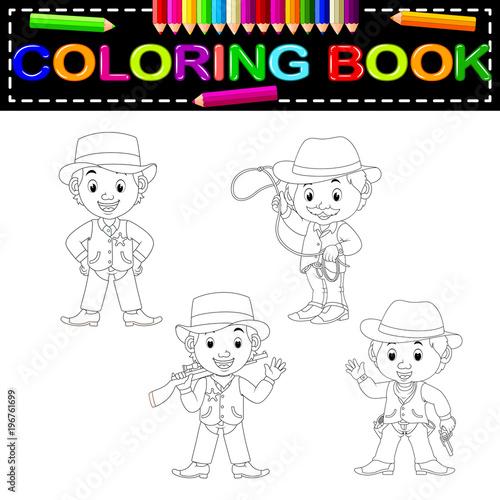 cowboys coloring book   Buy Photos   AP Images   DetailView