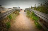 pluie sur la plage de Calais  - 196778678