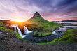 Kirkjufellsfoss - the most beautiful waterfall in Iceland