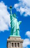New York City, NY USA - 05/01/2015 - The Statue of Liberty   - 196792459