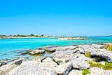 Meravigliosa spiaggia dell'isola di Creta, Elafonissi - Grecia - 196796254