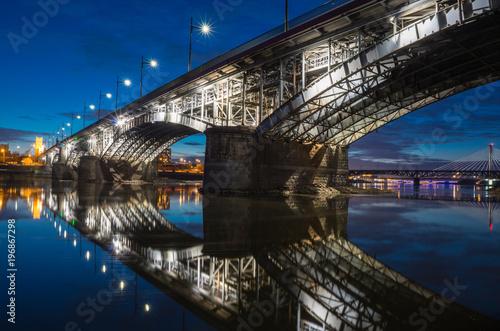 Fototapeta Most Poniatowskiego
