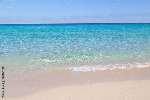 Traumstrand auf einer einsamen Insel