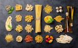 Various pasta - 196898227