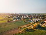 Wieś z powietrza