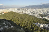 Aerial View of Athens, Greece - 196921063