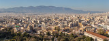 Panoramic view of Athens, the capital of Greece at dawn - 196925456