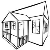 Domek mieszkalny