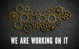 we are working on it