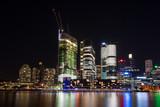 Sydney cityscape, skyline at light - 196949074