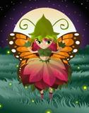 cute tiny fairy - 196961450