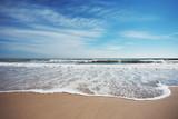 Sea and sandy beach