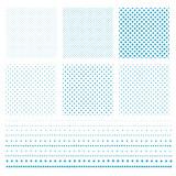 水玉のパターン