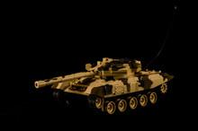 Scale Model Of A German Tank Sticker