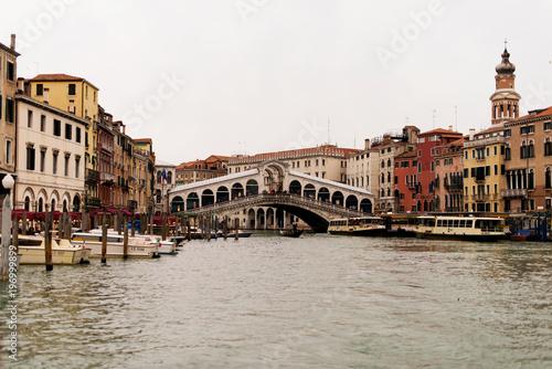 Fotobehang Venetie Venecia