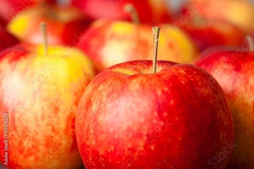 Red Aplles - Close Up - 197016279