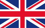 United Kingdom Union Jack Vector Flag - 197079266