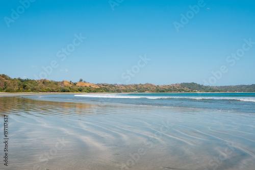 Foto op Plexiglas Pool Beach landscape, Playa Venao , Panama