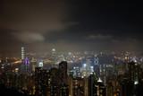 홍콩, 빅토리아 피크, 야경