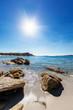 Sole di Punte Molentis, Sardegna