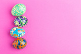 Colorful easter eggs - 197152817