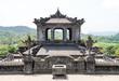 Emperor tomb near Hue, Vietnam