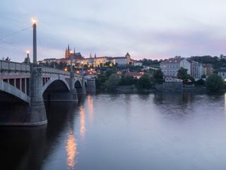 castello di pagara e fiume