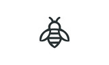 bee vector icon - 197203472