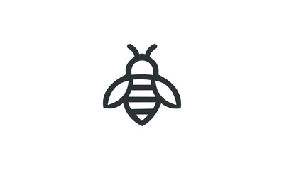 bee vector icon
