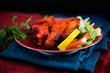 Handmade tandoori Grill Indian food - 197207094
