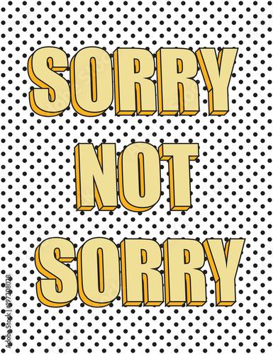 Foto op Plexiglas Retro sign Print