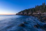 Ocean Cliff Sunrise