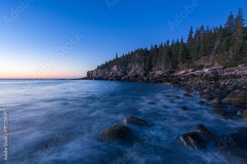 Ocean Cliff Sunrise - 197216097