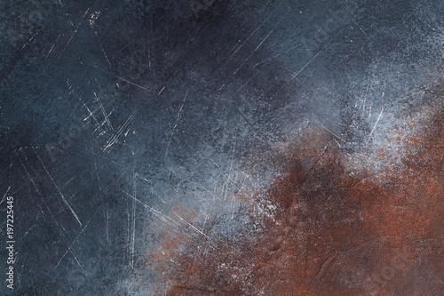 Naklejka Rusted metalowe tekstury
