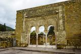 ruinas de ciudad árabe musulmana medina azahara en córdoba - 197230403