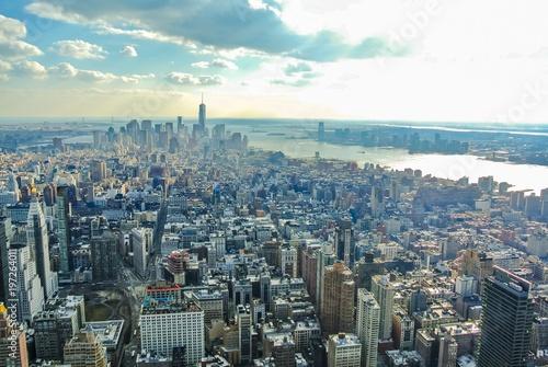 Foto op Plexiglas New York New York