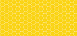 honeycomb pattern. seamless geometric hive background. abstract honeycomb. vector