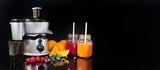 Electric juicer, prepare fresh juice