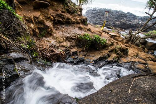 Queen's bath Hawaii - 197296827