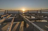 konstrukcja mola wschód słońca